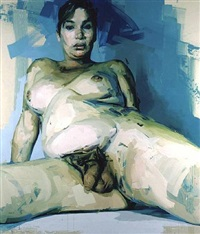 passage by jenny saville