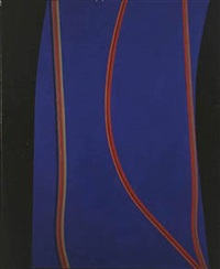 untitled by lorser feitelson