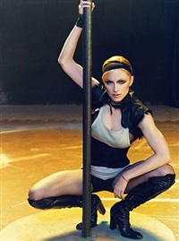 madonna x-static pro=cess 18 by steven klein