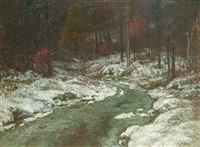 december thaw by john joseph enneking