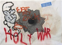 holy war by dan colen