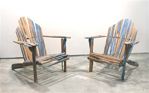 division: adirondack chair by drew daly