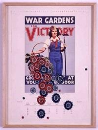 war gardens by annette lemieux