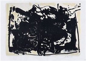 la guerra ii by robert motherwell