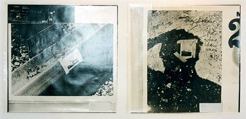 pose (2) and (3) by allan kaprow