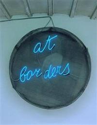 at borders by mario merz