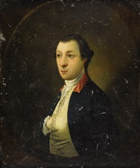 portrait of a young man (washington: the leger portrait?) by john wollaston