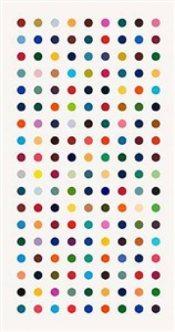 methamphetamine by damien hirst