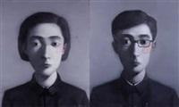 comrade by zhang xiaogang