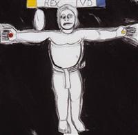 king of the jews by ronald brooks kitaj