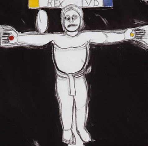 king of the jews by ronald brooks kitaj