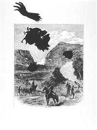buzzard's roost pass. harper's pictorial history of the civil war (annotated) by kara walker