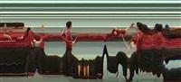 taichi motion study #33 by jay mark johnson