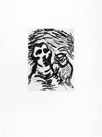 weisheit by maria lassnig