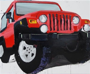 wrangler jeep i by tatjana doll