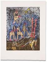 l' ame du tarot de theleme-5 by roberto matta