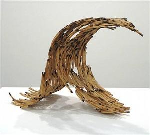 matchstick wave by al (alfred earl) hansen