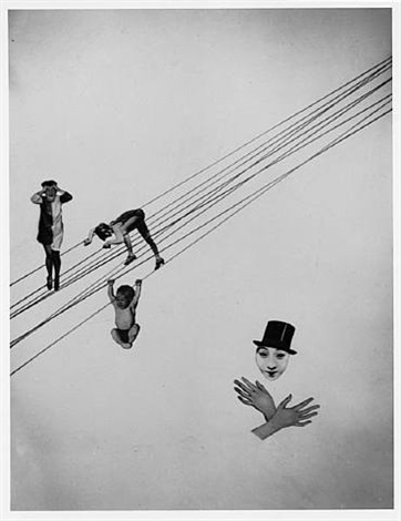 mein name ist hase- ich weiss von nichts (rabbit is my name, and i know about nothing) by lászló moholy-nagy