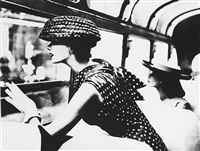 more fashion mileage per dress, barbara vaughn, new york by lillian bassman