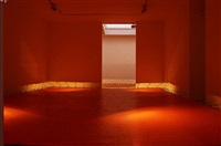 gallery cover (installation view) by ryan gander