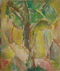 tree by alfred henry maurer