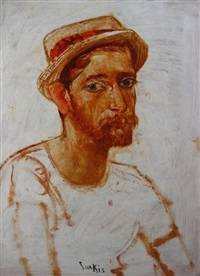self portrait by zabunyan sarkis