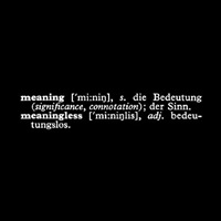 art as idea as idea (meaning) by joseph kosuth