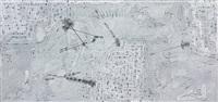 untitled (war drawing) by kim jones
