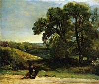 the traveller by john constable