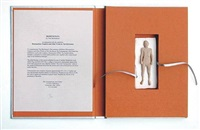 homunculus (limited edition catalogue) by tim hawkinson
