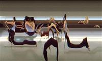 taichi motion study #38 by jay mark johnson