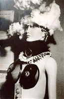 mannequin designed by maurice henry (for the 1938 surrealist exhibition in paris) by man ray
