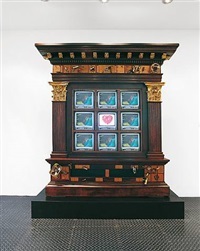 tv is new heart by nam june paik