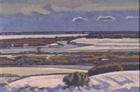 first snow by viktor ivanov