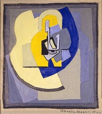 untitled (cubist composition) b by blanche lazzell