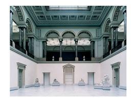 musées royaux des beaux-arts de belgique/koninklijke musea voor schone kunsten van belgië v by candida höfer