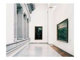 musées royaux des beaux-arts de belgique/koninklijke musea voor schone kunsten van belgië iii by candida höfer