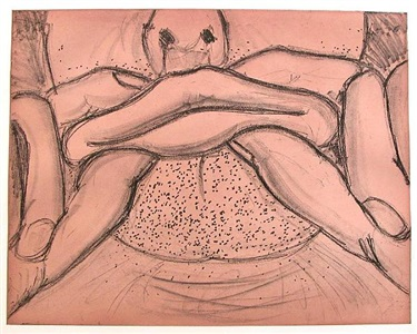 bruce nauman soft ground etchings and infrared outtakes by bruce nauman