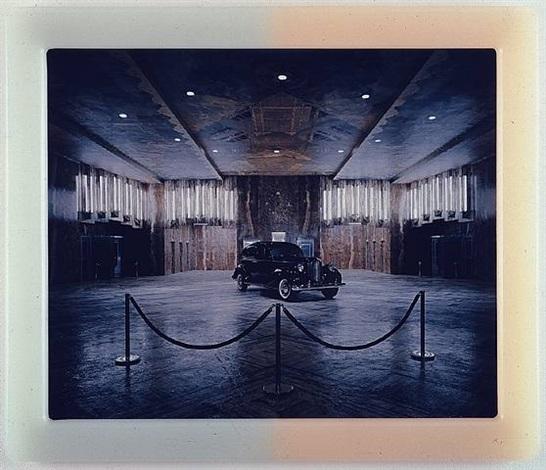 cremaster 3: chrysler imperial by matthew barney