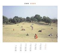 calendario 2020 by dominique gonzalez-foerster