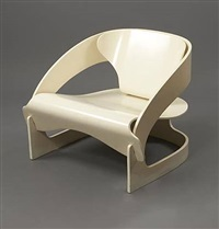 chair for kartell by joe colombo