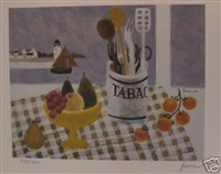 tabac jar st ives by mary fedden