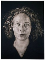 kiki by chuck close