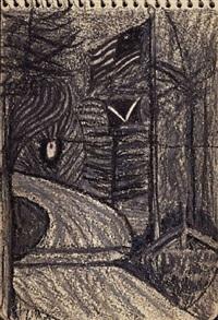 untitled (sketchbook page) by helen torr