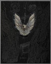 guardian of the veil: trans am by matthew barney