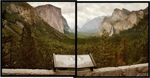 inspiration point, yosemite national park by michael rauner