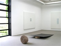 relatum - go and stop by lee ufan