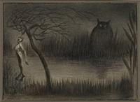 the pond by alfred kubin