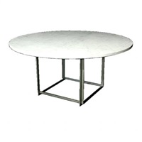 pk 54 table for e. kold christansen by poul kjaerholm