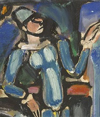 auguste by georges rouault